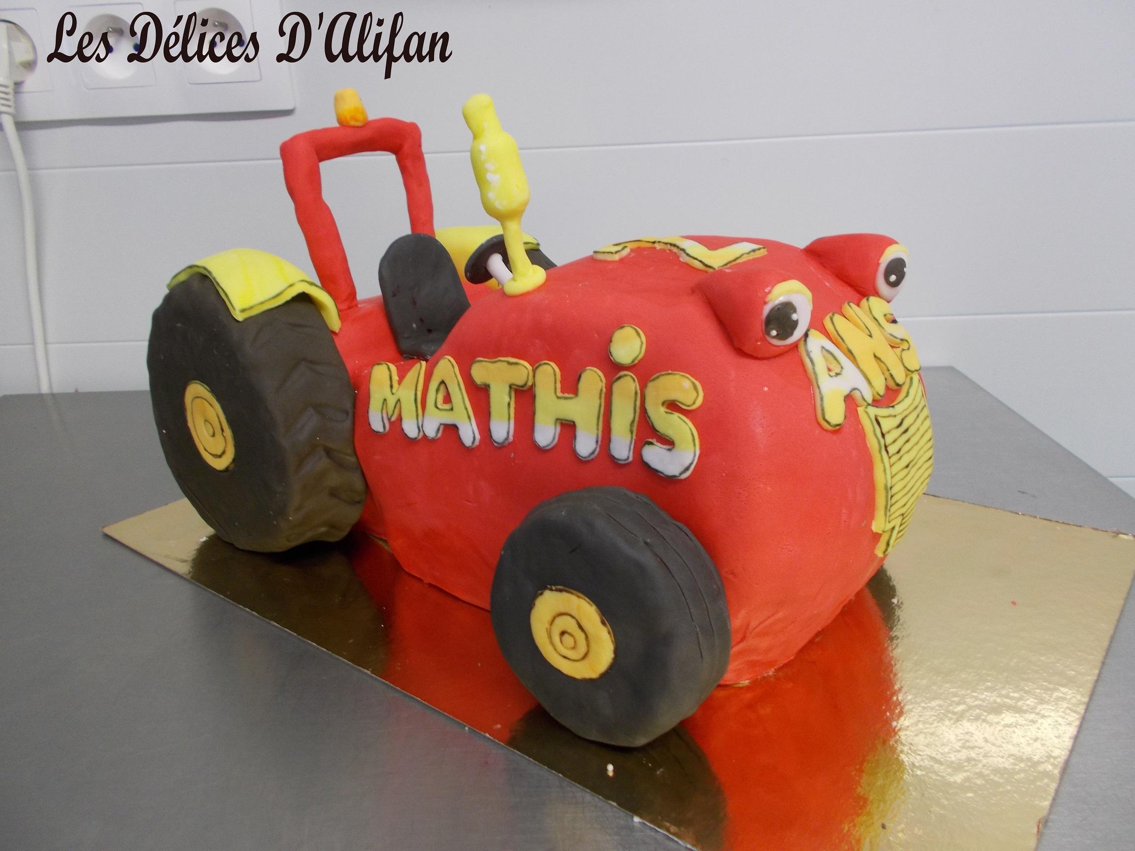 Tracteur tom pour mathis - Le tracteur tom ...